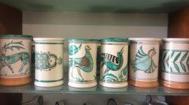 ceramiche stile gotico