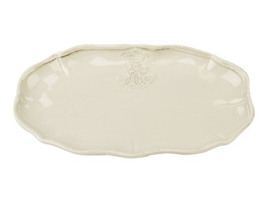 tray - fine decor pottery